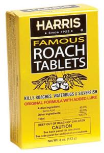 Harris-Roach-Tablets