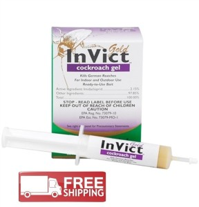 Invict-Gold-Cockroach-German-Roach-Control-Gel-Bait